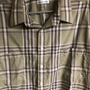 Men's Pierre Cardin shirt  xxl